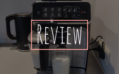 Review: Philips LatteGo 3200