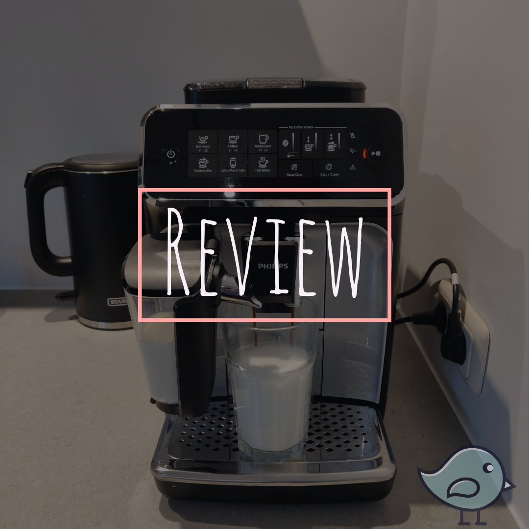 Philips LatteGo 3200 review